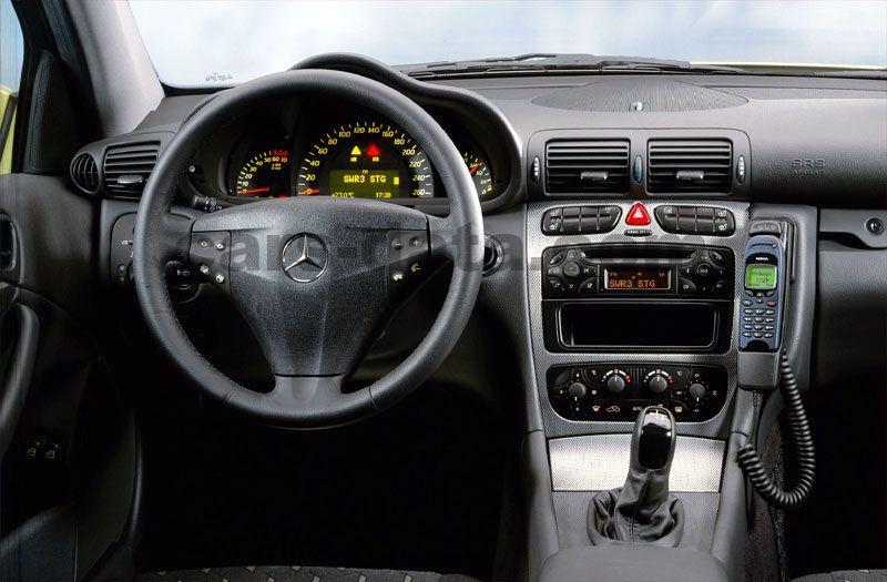 Mercedes C 180 Kompressor Sports Coupe Manual 2002  2004 143