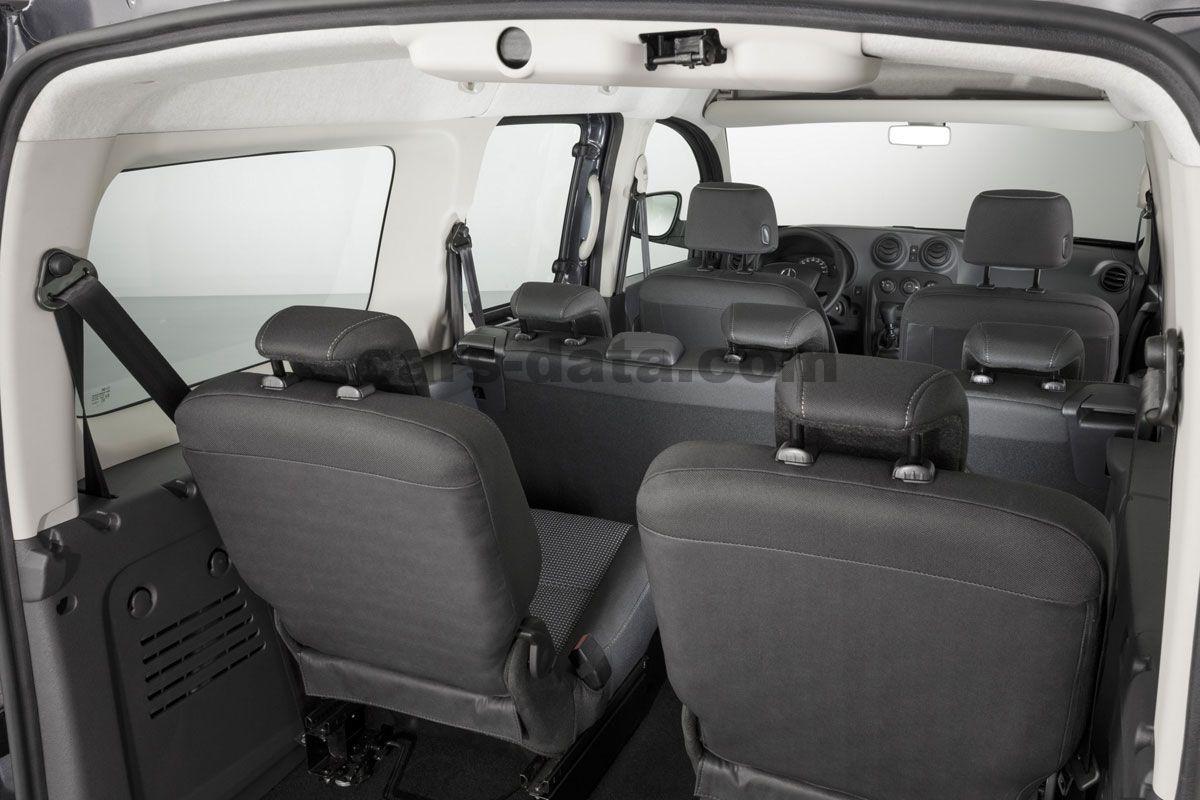 mercedes benz citan tourer 2013 pictures 7 of 7 cars. Black Bedroom Furniture Sets. Home Design Ideas