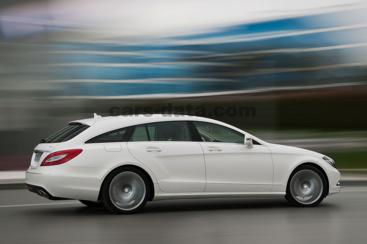 mercedes cls shooting brake 63 amg s 4matic sequential. Black Bedroom Furniture Sets. Home Design Ideas