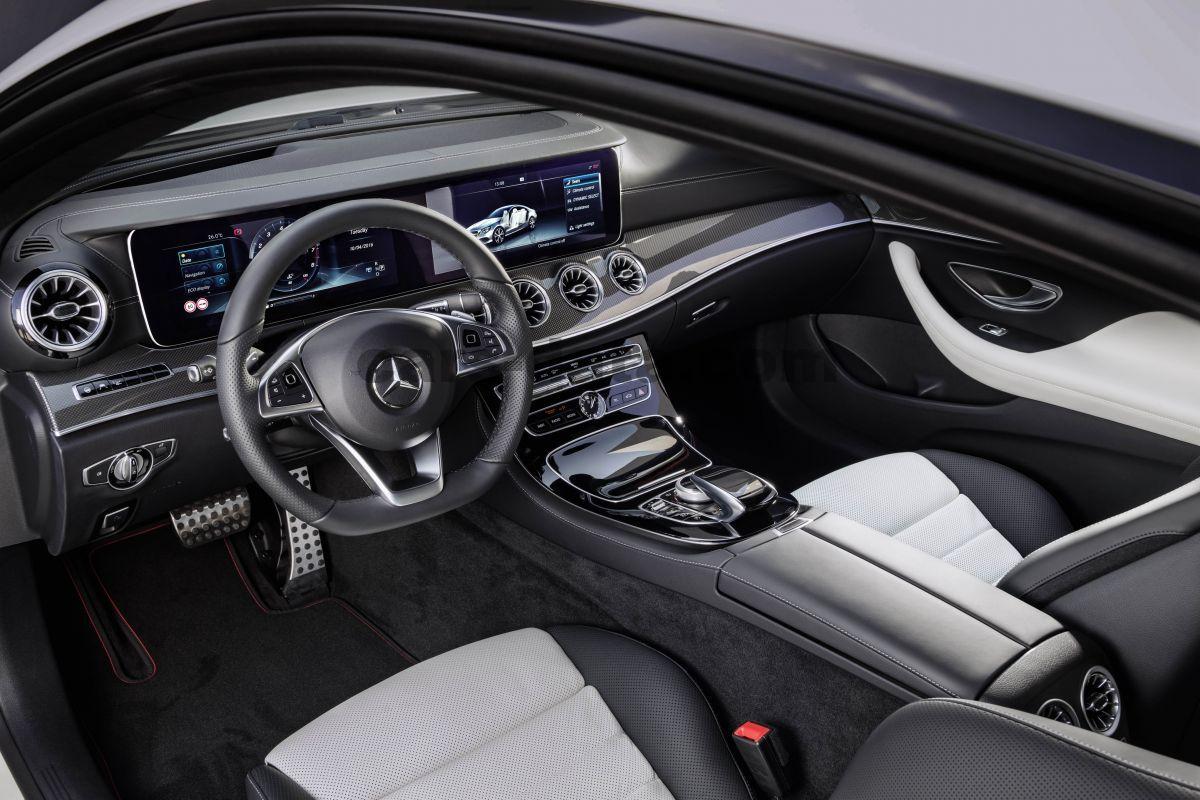 Mercedes Benz E Cl Coupe