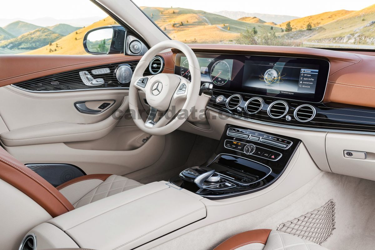 Mercedes Benz E Class 2016 Pictures 41 Of 48 Cars Data Com