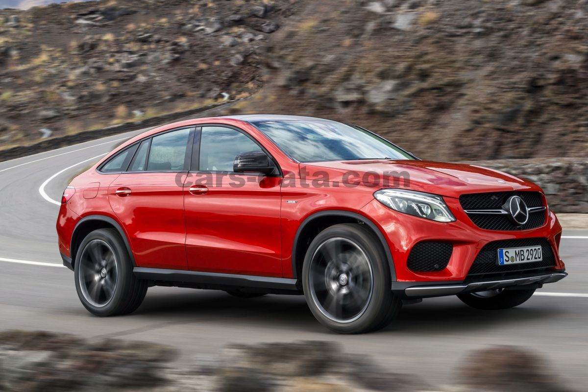 mercedes benz gle class coupe 2015 pictures 3 of 48. Black Bedroom Furniture Sets. Home Design Ideas