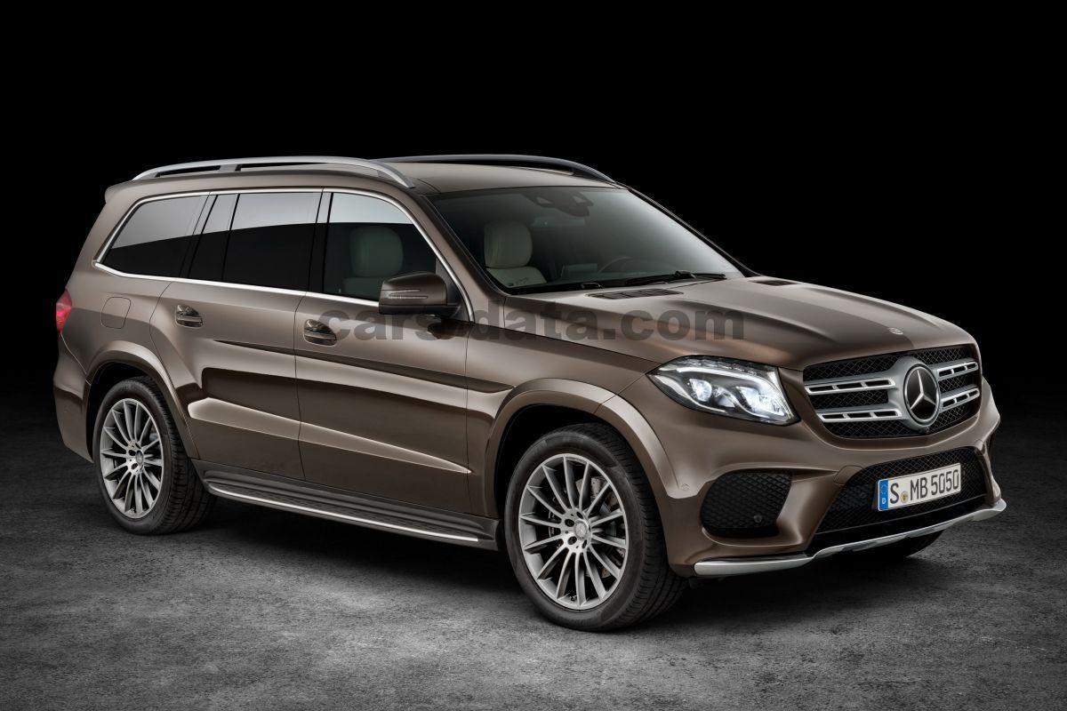 Mercedes Benz Gls Cl Pictures