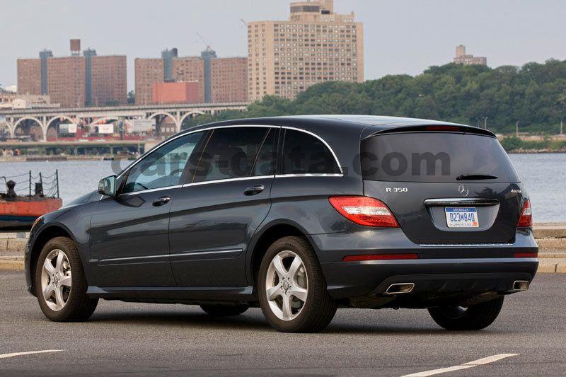 Mercedes-Benz R-class Fotos
