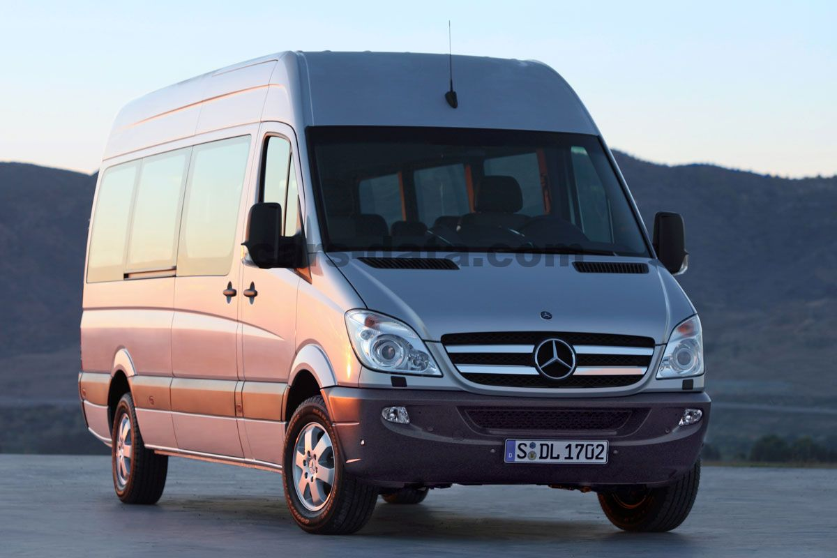 Toyota Company Latest Models >> Mercedes Sprinter WB1 316 CDI, Manual, 2012 - 2013, 163 Hp ...