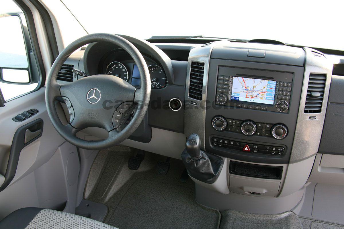 Mercedes Benz Sprinter Combi