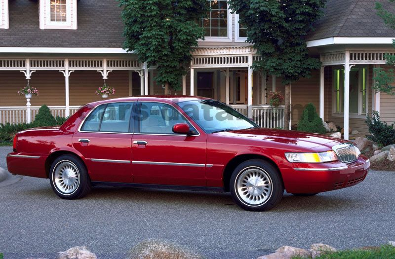 Mercury Grand Marquis 2000TMercury Grand Marquis