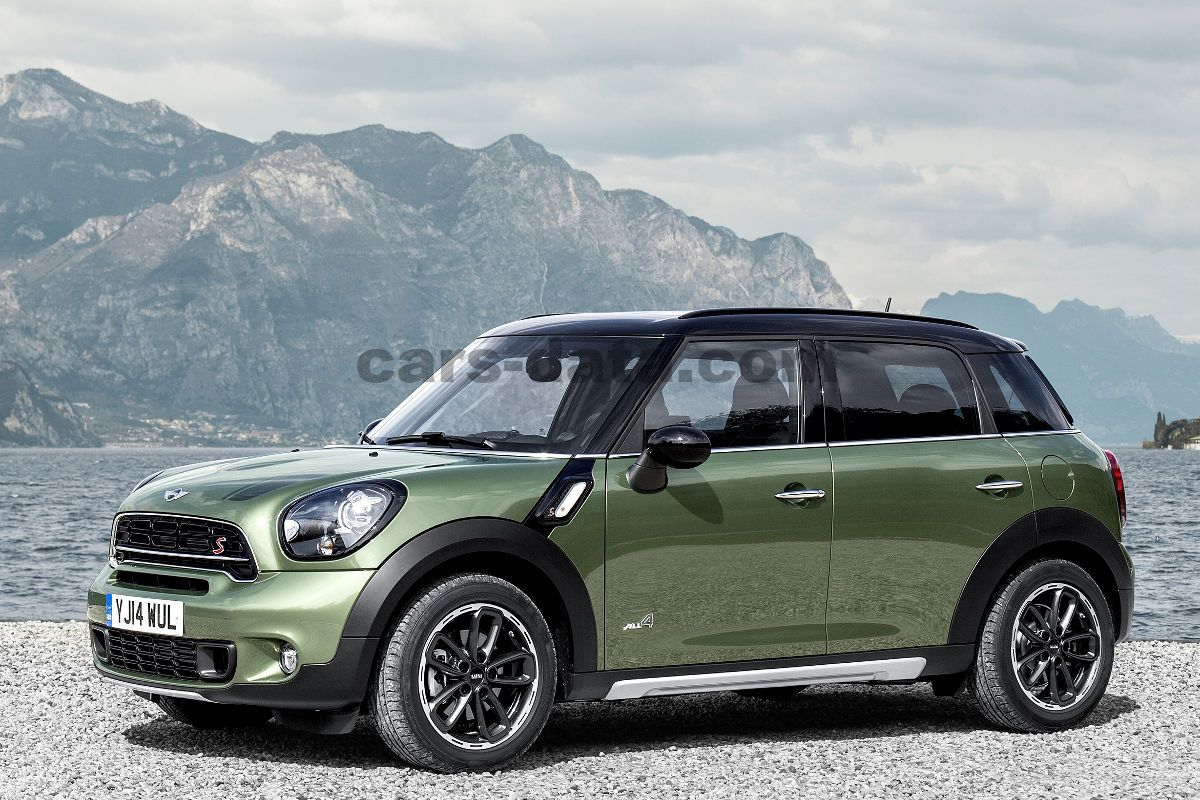 mini countryman cooper sd knockout edition manual 2014 2016 143 hp 5 doors technical. Black Bedroom Furniture Sets. Home Design Ideas
