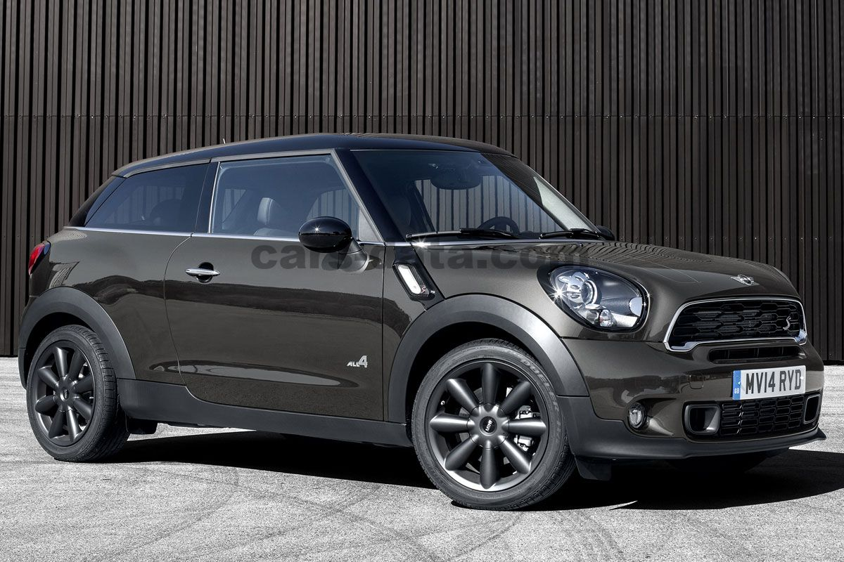 mini paceman cooper s sequential automatic 2014 present 190 cv 3 puertas especificaciones. Black Bedroom Furniture Sets. Home Design Ideas