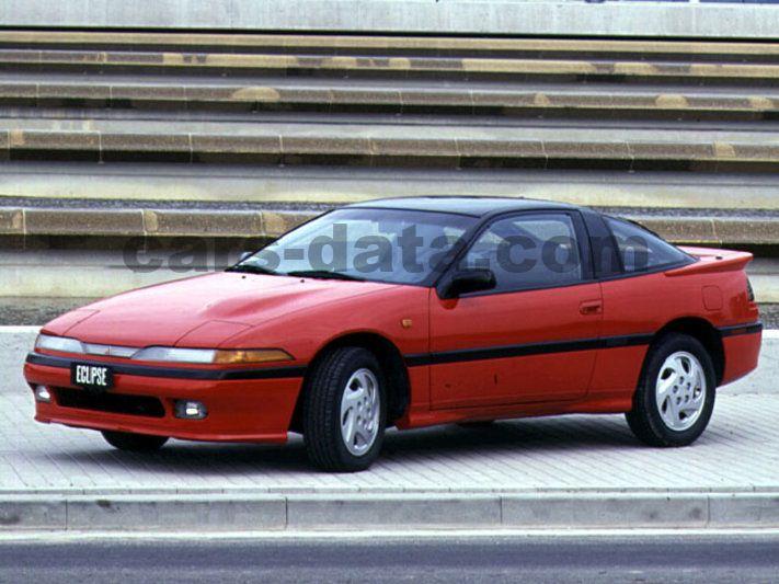 Mitsubishi Eclipse Fotos