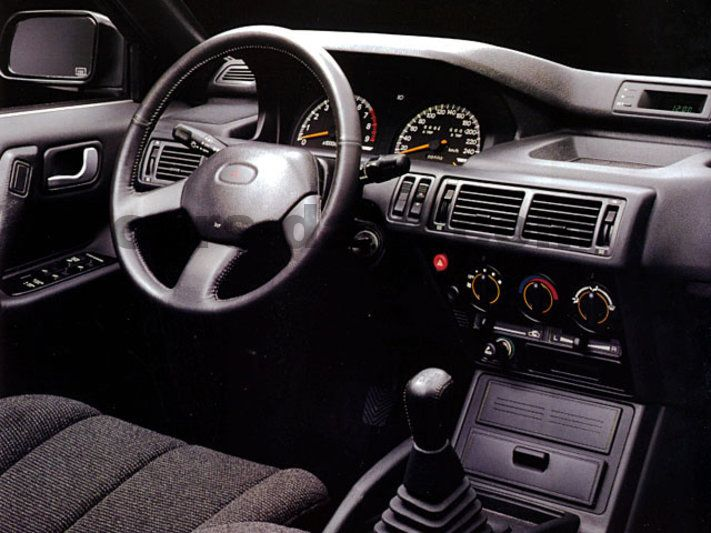 Mitsubishi Galant 1989 pictures (3 of 3) | cars-data.com