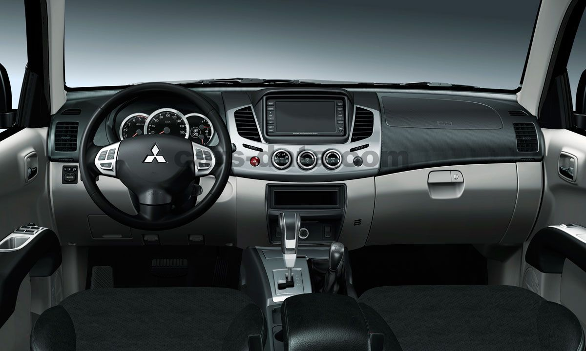 Toyota Company Latest Models >> Mitsubishi L200 2012 pictures, Mitsubishi L200 2012 images, (2 of 11)