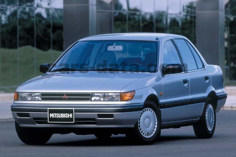 Mitsubishi Lancer 1 3 El Manual 1990 1993 75 Hp 4