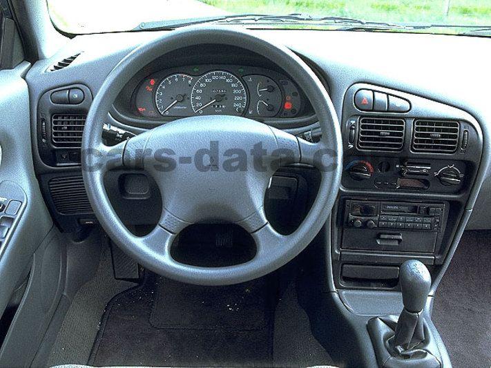 Mitsubishi Lancer 1994 Pictures 1 Of 10 Cars Data Com
