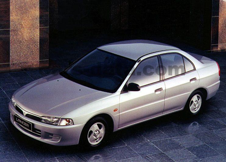 Mitsubishi Motors Latest Models >> Mitsubishi Lancer 1.3 GLi, Manual, 1996 - 2001, 75 Hp, 4 doors Technical Specifications