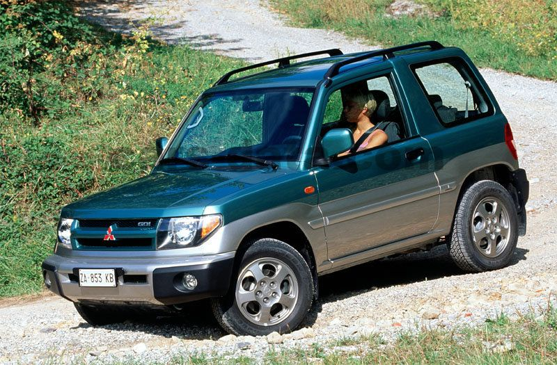 Japanese Car Brands >> Mitsubishi Pajero Pinin 2.0 GDI GL, Automatic, 2001 - 2003, 129 Hp, 3 doors Technical Specifications
