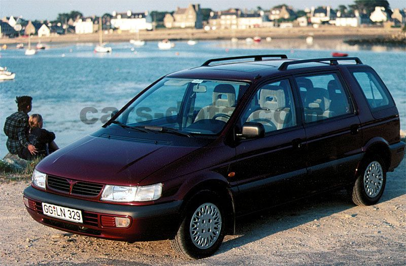 mitsubishi space wagon 1 8 glxi manual 1991 1992 122 hp 5 doors technical specifications. Black Bedroom Furniture Sets. Home Design Ideas