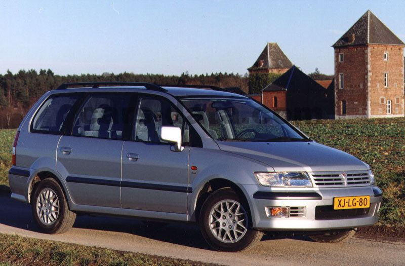 mitsubishi space wagon 1999 pictures mitsubishi space wagon 1999 images 1 of 8. Black Bedroom Furniture Sets. Home Design Ideas