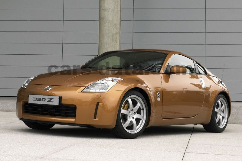 nissan 350z manual 2003 2006 280 hp 3 doors. Black Bedroom Furniture Sets. Home Design Ideas