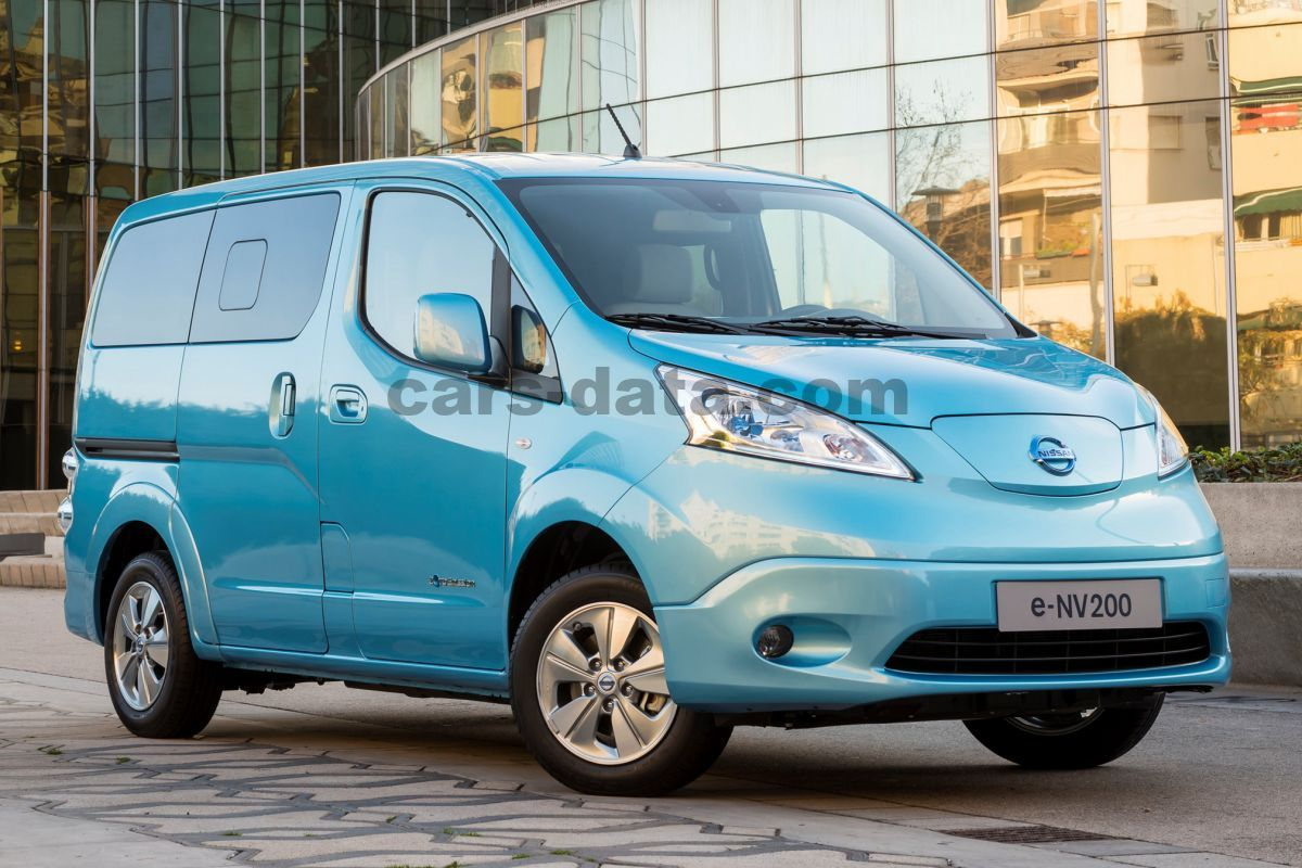 nissan e evalia connect edition 2014 present 109 hp 4 doors technical specifications. Black Bedroom Furniture Sets. Home Design Ideas