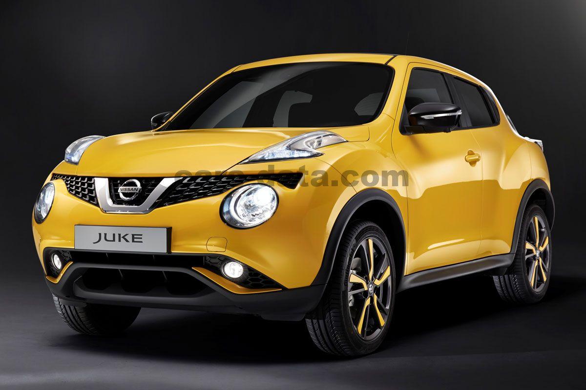 Nissan Juke Betriebsanleitung Bedienung Instandhaltung 2015