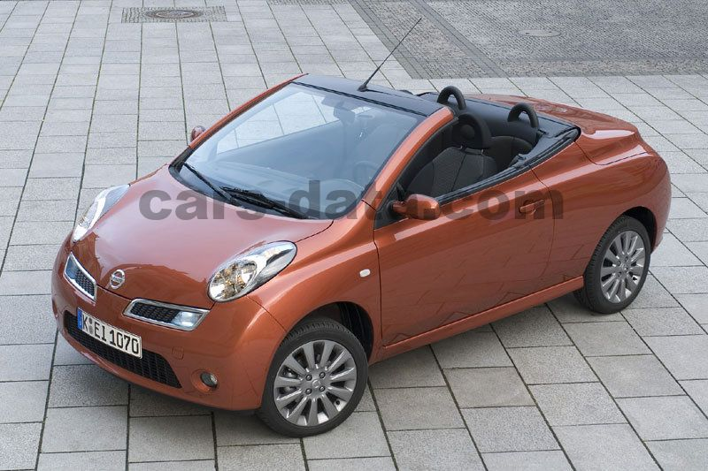 nissan micra c c 1 6 active luxury manual 2008 2009 110 hp 3 doors technical specifications. Black Bedroom Furniture Sets. Home Design Ideas