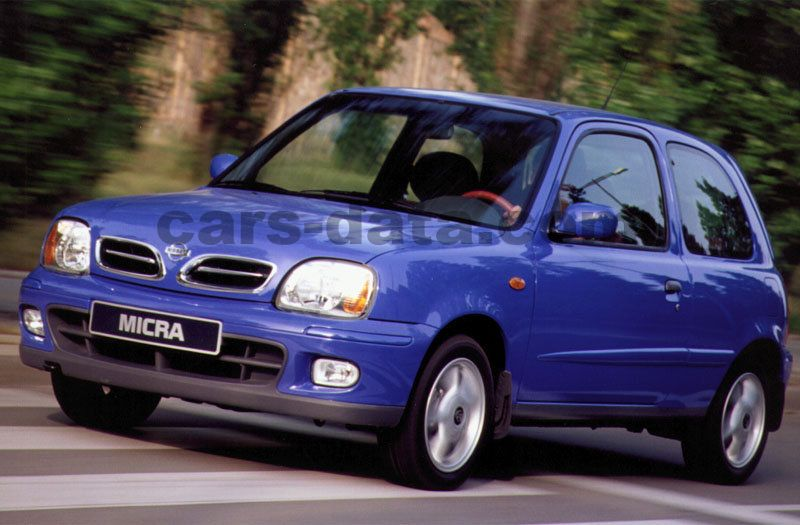 nissan micra 2000 pictures 4 of 8 cars. Black Bedroom Furniture Sets. Home Design Ideas