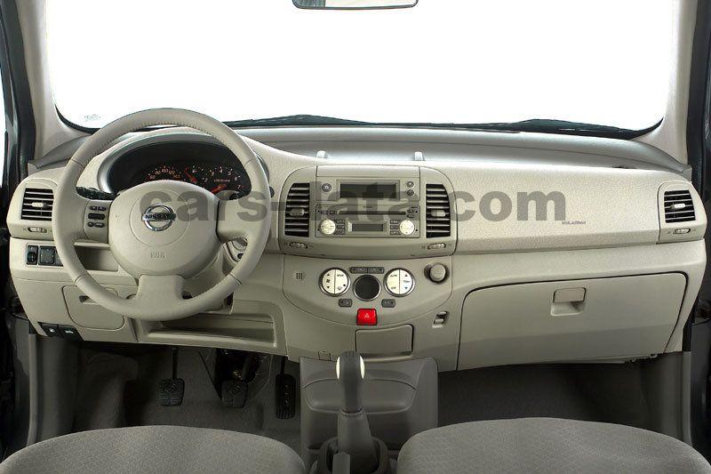 Nissan Micra 2003 images, Nissan Micra 2003 photos (9 de 10)