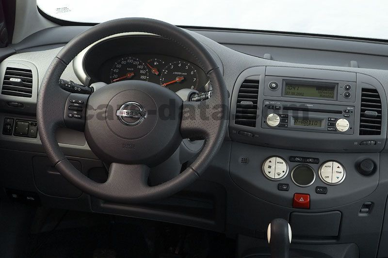 Nissan Micra 2003 pictures, Nissan Micra 2003 images, (10 of 10)