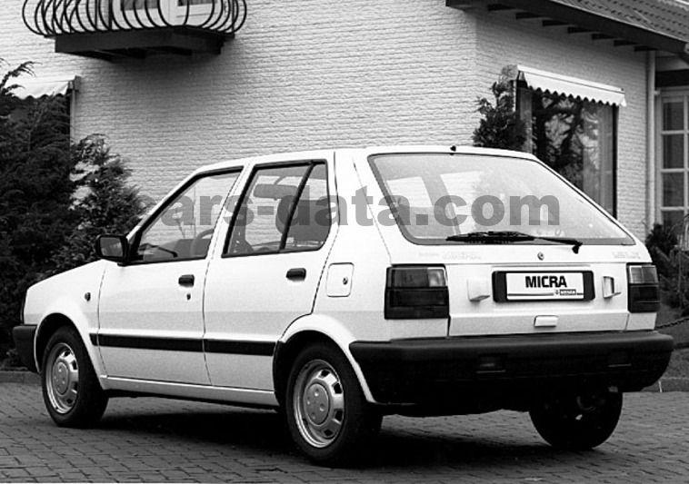 nissan micra 1.2 lx manual 5 door specs   cars-data