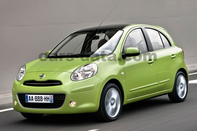 nissan micra 1 2 30th anniversary manual 2013 2013 80 hp 5 doors technical specifications. Black Bedroom Furniture Sets. Home Design Ideas