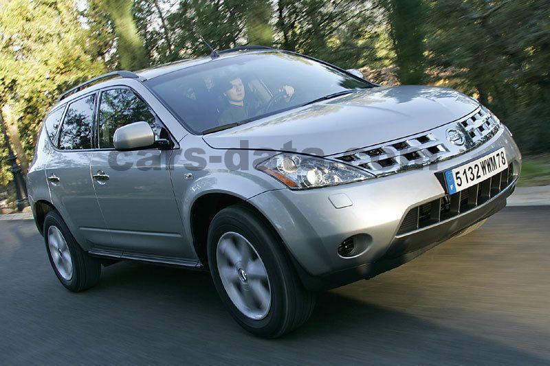 Nissan murano 2005 imgenes fotos imgenes nissan murano - Murano bilder ...