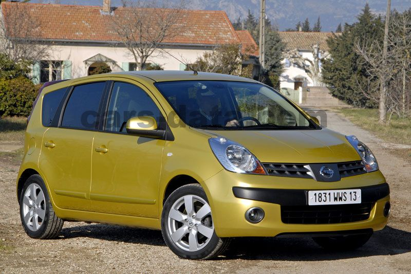 Nissan Note 2006 Pictures 1 Of 13 Cars Data