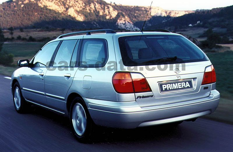 nissan primera wagon 1998 pictures 3 of 4 cars. Black Bedroom Furniture Sets. Home Design Ideas