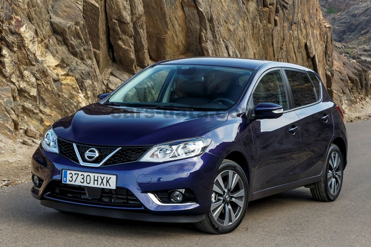 nissan pulsar dci 110 tekna manual 2014 present 110 hp 5 doors technical specifications. Black Bedroom Furniture Sets. Home Design Ideas