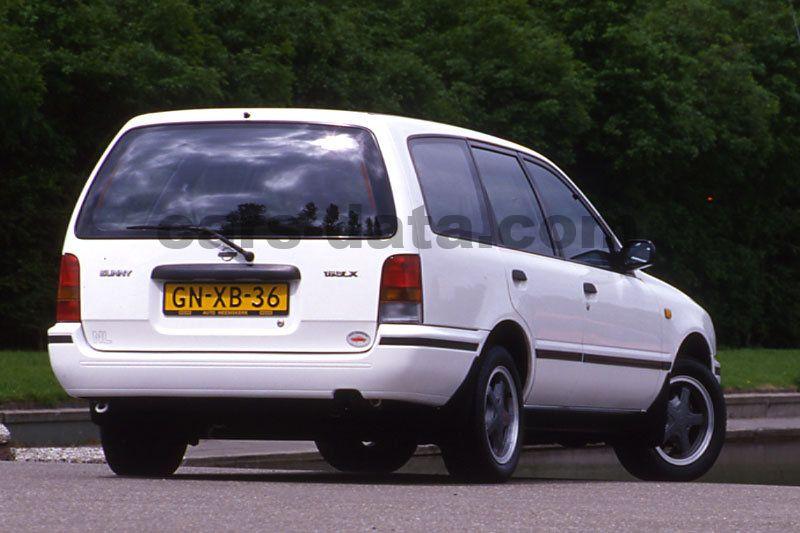 Image Gallery Nissan Wagon