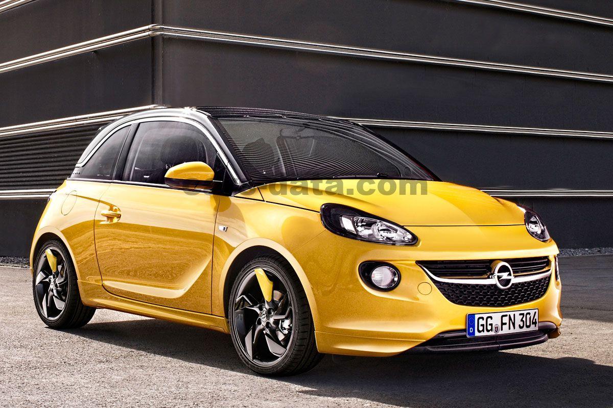 Opel Adam 1.0 Turbo 115hp Slam