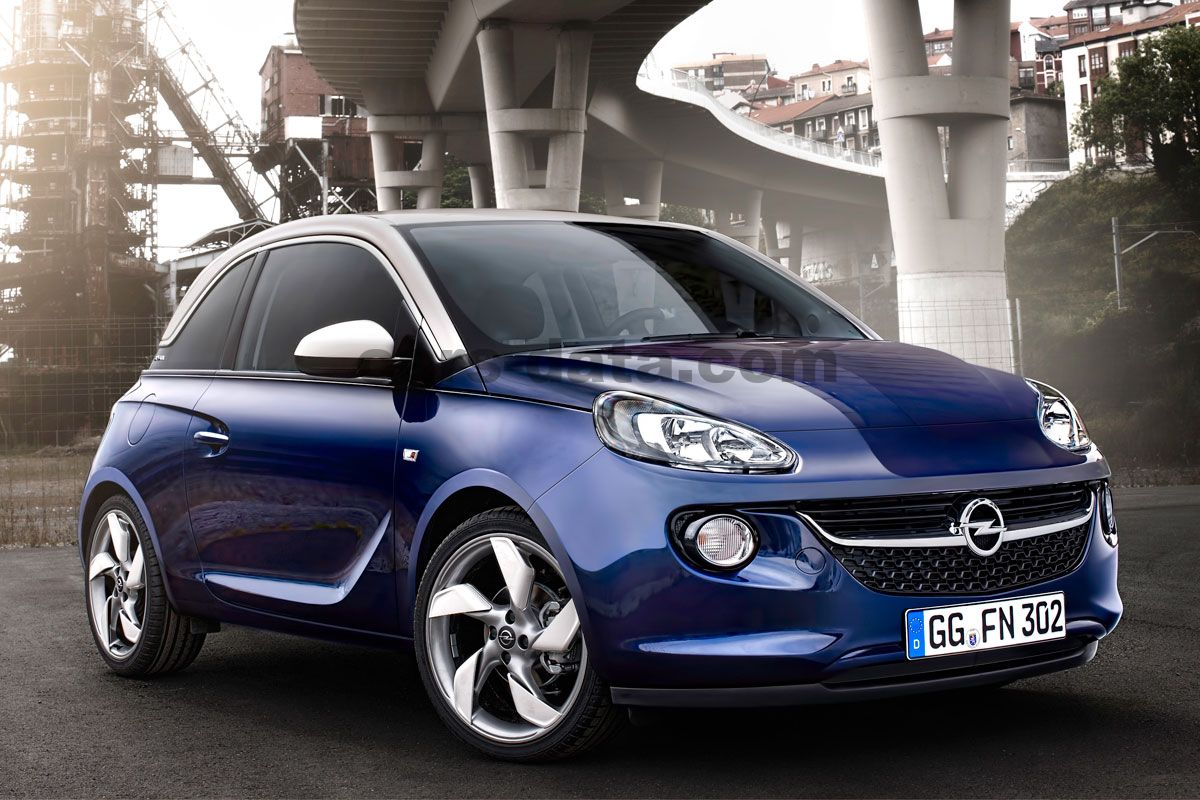 opel adam 2013 pictures 7 of 26 cars. Black Bedroom Furniture Sets. Home Design Ideas