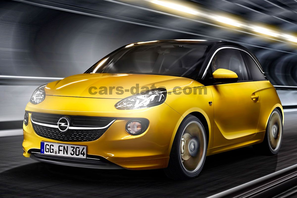 opel adam 2013 bilder opel adam 2013 bildern 17 von 26. Black Bedroom Furniture Sets. Home Design Ideas