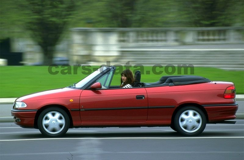 opel astra cabrio 1994 pictures opel astra cabrio 1994 images 3 of 4. Black Bedroom Furniture Sets. Home Design Ideas
