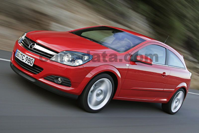 Opel Astra Technical Specifications >> Opel Astra GTC 2005 pictures, Opel Astra GTC 2005 images, (8 of 11)