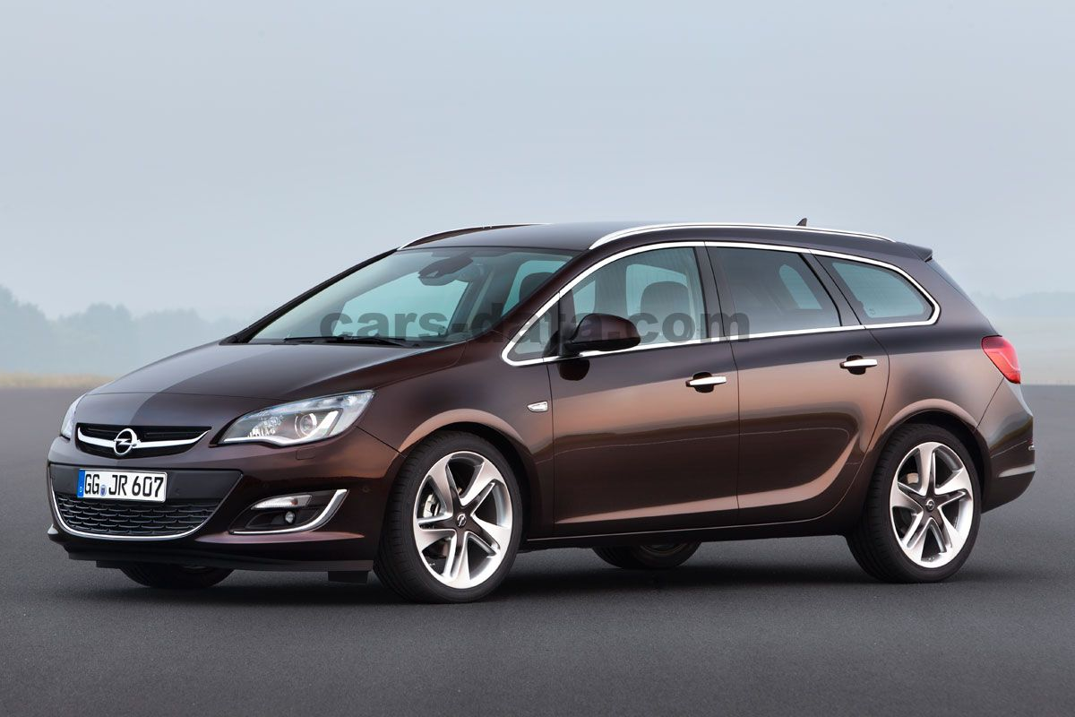 Astra sports tourer - 2012 Opel Astra Sports Tourer 1 4 Turbo 120hp S S Rhythm