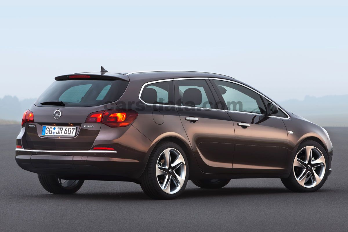 opel astra sports tourer 2012 pictures opel astra sports tourer 2012 images 12 of 22. Black Bedroom Furniture Sets. Home Design Ideas