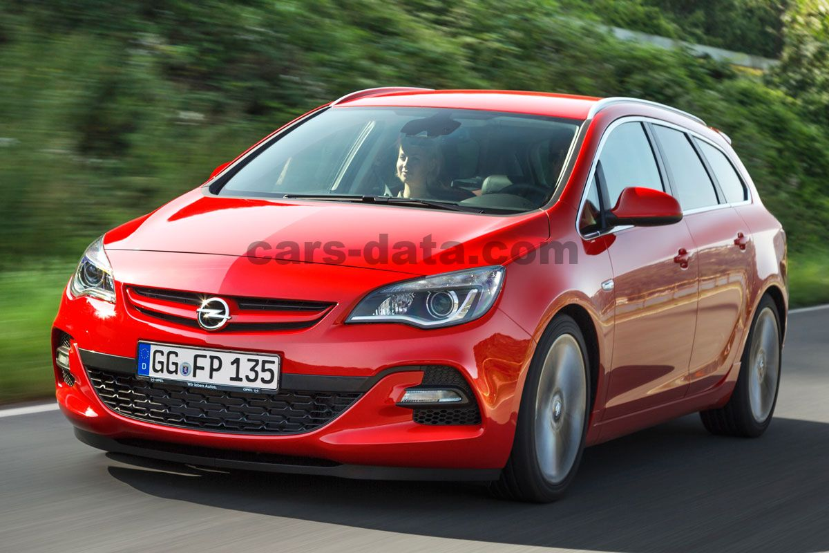 opel astra sports tourer 2012 pictures opel astra sports tourer 2012 images 21 of 22. Black Bedroom Furniture Sets. Home Design Ideas
