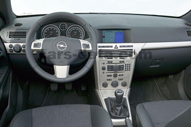Opel Astra TwinTop 2006 Bilder (20 von 27) | cars-data.com