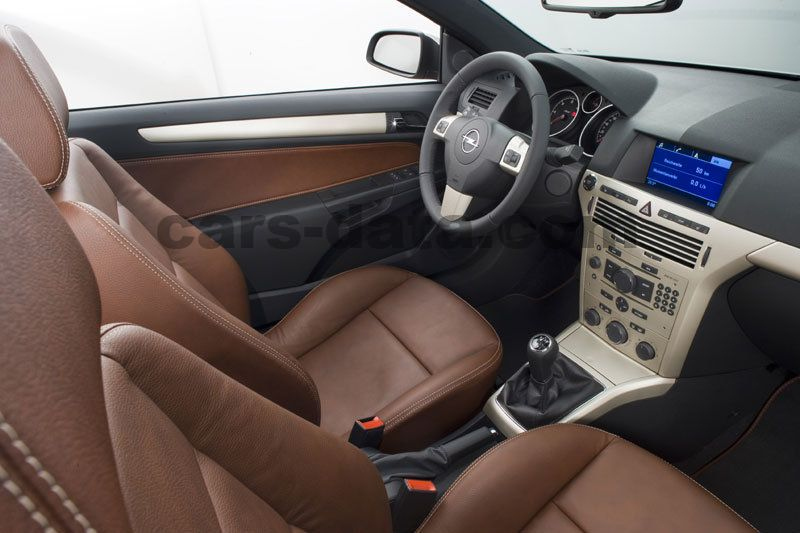 Opel Astra Twintop 2007 Pictures 7 Of 17 Cars Data