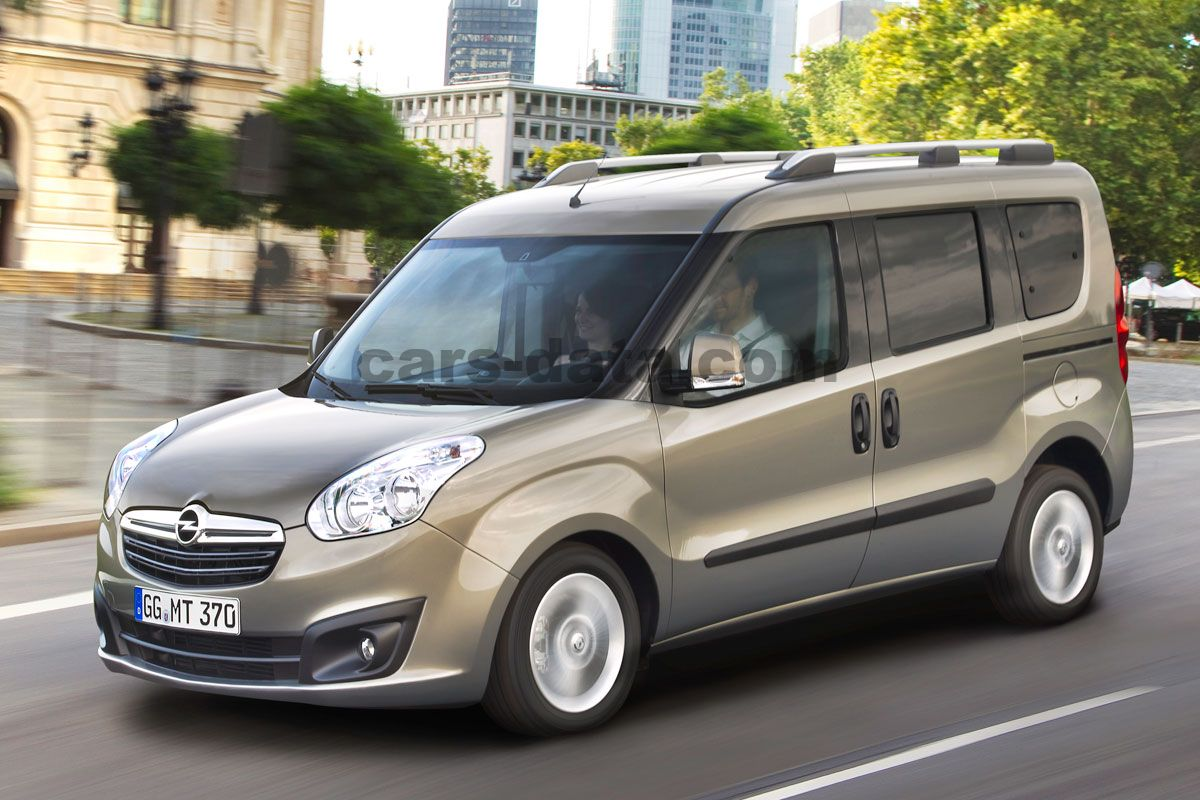 opel combo tour 2012 pictures opel combo tour 2012 images. Black Bedroom Furniture Sets. Home Design Ideas