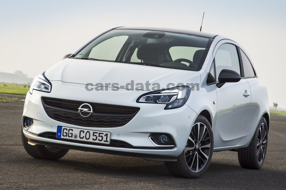 opel corsa 1 3 cdti innovation manual 2016 present 90 hp 3 doors technical specifications. Black Bedroom Furniture Sets. Home Design Ideas