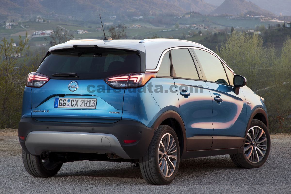opel crossland x 2017 pictures opel crossland x 2017 images 4 of 42. Black Bedroom Furniture Sets. Home Design Ideas