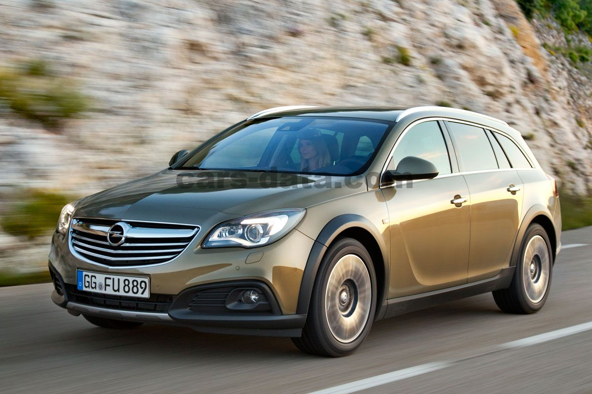 opel insignia country tourer 2013 pictures opel insignia. Black Bedroom Furniture Sets. Home Design Ideas